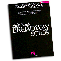 Joan Frey Boytim : The First Book of Broadway Solos - Mezzo-Soprano : Solo : 01 Songbook :  : 073999084436 : 0793582849 : 00740082