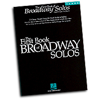 Joan Frey Boytim : The First Book of Broadway Solos - Tenor : Solo : 01 Songbook : 073999414974 : 0793582857 : 00740083