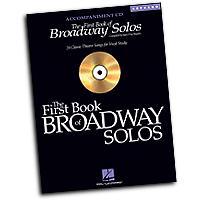 Joan Frey Boytim : The First Book of Broadway Solos - Soprano : Accompaniment CD :  : 073999790399 : 0634094939 : 00740323