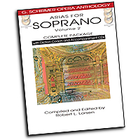 Robert L. Larsen : Arias for Soprano, Volume 2 - Complete Package : Solo : 01 Songbook & 2 CDs :  : 884088883195 : 1480328480 : 50498716