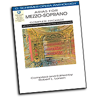 Robert L. Larsen : Arias for Mezzo-Soprano - Complete Package : Solo : 01 Songbook & 2 CDs :  : 884088883218 : 1480328502 : 50498718
