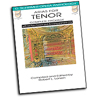Robert L. Larsen : Arias for Tenor - Complete Package : Solo : 01 Songbook & 2 CDs :  : 884088883225 : 1480328510 : 50498719