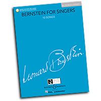 Leonard Bernstein : Bernstein for Singers - Tenor : Solo : 01 Songbook : Leonard Bernstein : 884088960858 : 1480364487 : 00123630