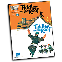 Sheldon Harnick : Fiddler on the Roof : Solo : Songbook & Online Audio : 888680042677 : 1495008851 : 00140987