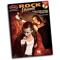 Coreen Sheehan : Rock Vocals - A Guide to Proper Technique, Developing Your Range, and Much More : 01 Book & 1 CD :  : 073999956290 : 0634029762 : 00695629