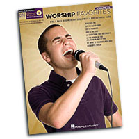 Pro Vocal  : Worship Favorites - Men's Edition : Solo : Songbook & CD :  : 884088413132 : 1423483863 : 00740431