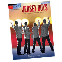 The Four Seasons : Jersey Boys - Pro Vocal for Singers : Solo : Songbook & Online Audio : 888680028251 : 1495000796 : 00137717