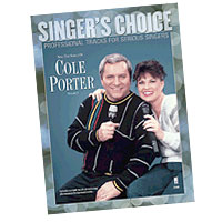 Professional Tracks for Serious Singers : Sing the Songs of Cole Porter, Volume 2 : Solo : Songbook & CD : 888680033606 : 1941566081 : 00138899