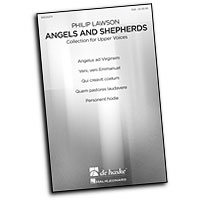 Philip Lawson : Angels and Shepherds - Christmas Collection for Upper Voices : SSA : 01 Songbook : 884088990183 : 00125373