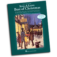 Various Arrangers : Sing-A-Long: Best of Christmas : Solo : Songbook : 888680012342 : 1480393010 : 00128624