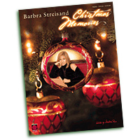 Barbra Streisand : Christmas Memories : Solo : Songbook : 73999839203 : 02500515
