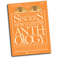 Various Arrangers : Singer's Musical Theatre Anthology Duets Volume 3 : Duet : 01 Songbook & 2 CDs : 884088191894 : 1423447158 : 00001166