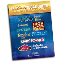 Various Arrangers : 15 Disney Vocal Duets : Duet : Songbook :  : 884088967529 : 1480369004 : 00124471
