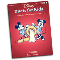 Various Arrangers : Disney Duets for Kids : Duet : Songbook & Online Audio : 884088967536 : 1480369012 : 00124472