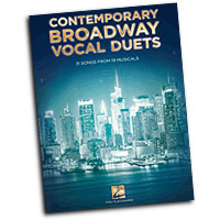 Various Arrangers : Contemporary Broadway Vocal Duets : Duet : Songbook : 884088990190 : 1480382841 : 00125416