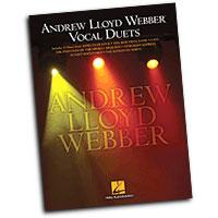 Various Arrangers : Andrew Lloyd Webber Vocal Duets : Duet : Songbook : Andrew Lloyd Webber : 884088152864 : 1423427459 : 00001120