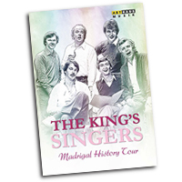 King's Singers : Madrigal Mystery Tour :  2 DVDs :  : 807280912395 : ARHS109123DVD