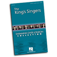 King's Singers : Swimming Over London : SATB divisi : 01 Songbook : 884088502584 : 1617806293 : 08751835