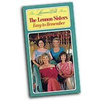 Lennon Sisters : Easy to Remember (VHS) : Video : 1420-3