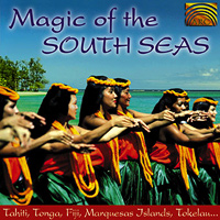 Various Artists : Magic of the South Seas : 00  1 CD :  : EUCD1597