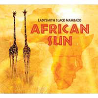 Ladysmith Black Mambazo : African Sun : 00  2 CDs :  : 096741380228 : 55986