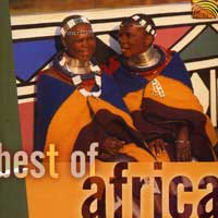 Various Artists : Best Of Africa : 00  1 CD :  : EUCD1693