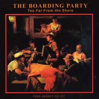 Boarding Party : Too Far From The Shore : 00  1 CD : 131