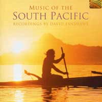 David Fanshawe : Music of the South Pacific : 00  1 CD : 1709