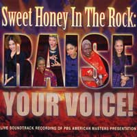 Sweet Honey In The Rock : Raise Your Voice : 00  1 CD : 76422