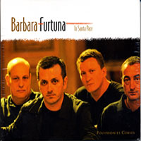 Barbara Furtuna : In Santa Pace : 00  1 CD : BUDA860167.2