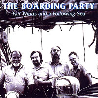 Boarding Party : Fair Winds and a Following Sea : 00  1 CD :  : 109