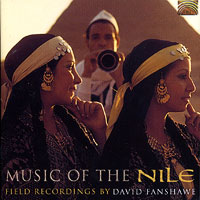 David Fanshawe : Music of the Nile : 00  2 CDs : 1793